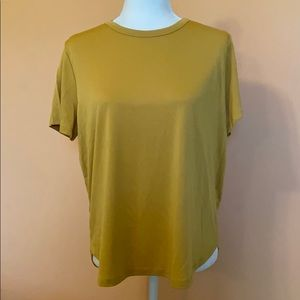A New Day Yellow Short-sleeve T-shirt